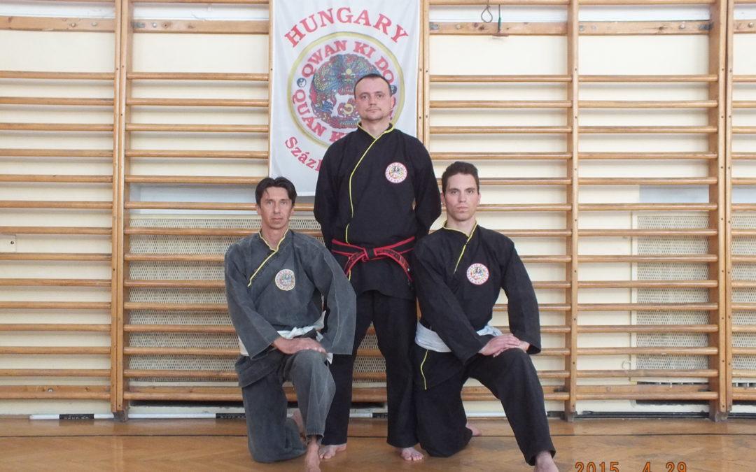 Qwan-ki-do Magyarországon?